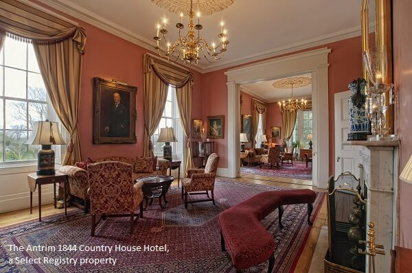 The Antrim 1844 Country House Hotel