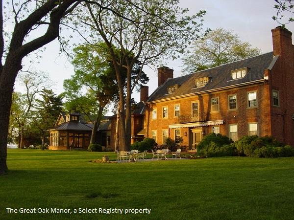 The Great Oak Manor