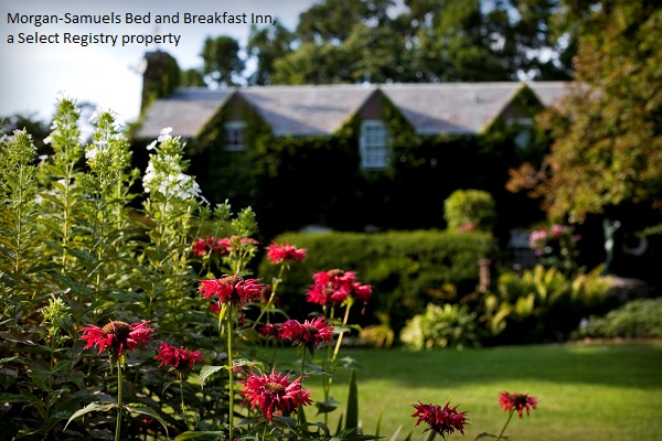 Morgan-Samuels Bed and Breakfast Inn