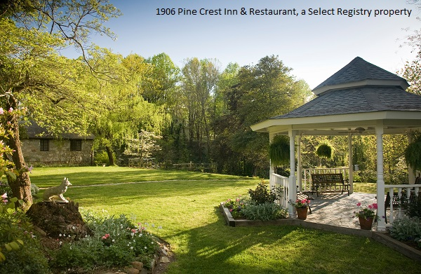 1906 Pine Crest Inn Nature 4 W TAG