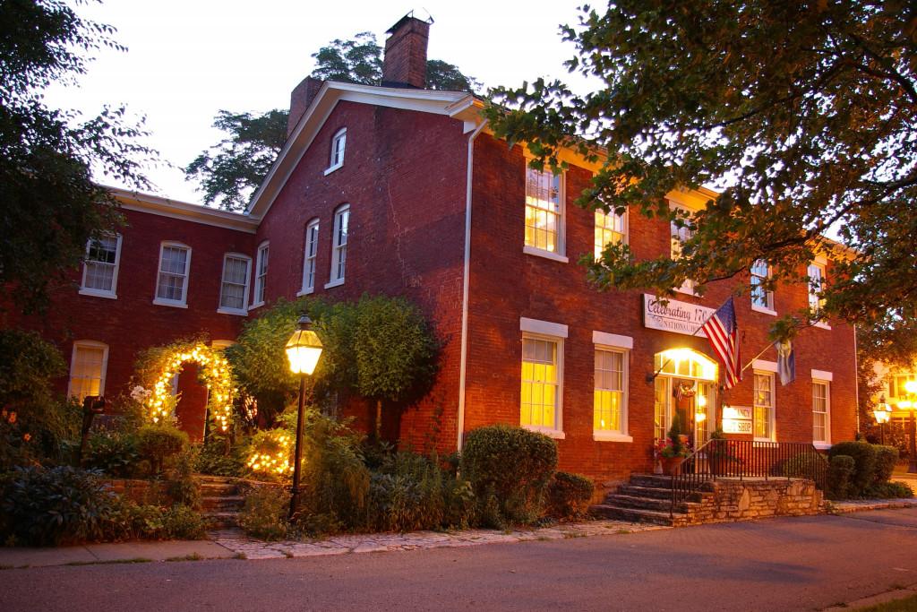 National House Inn exterior