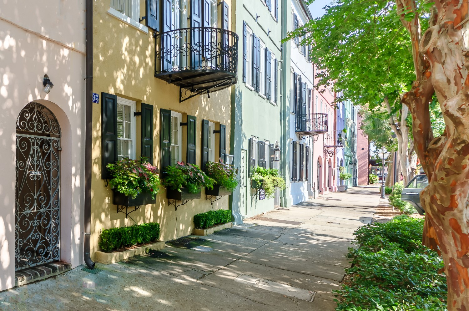 A Tale Of Two Cities 48 Hours In Charleston And Savannah Select Registry