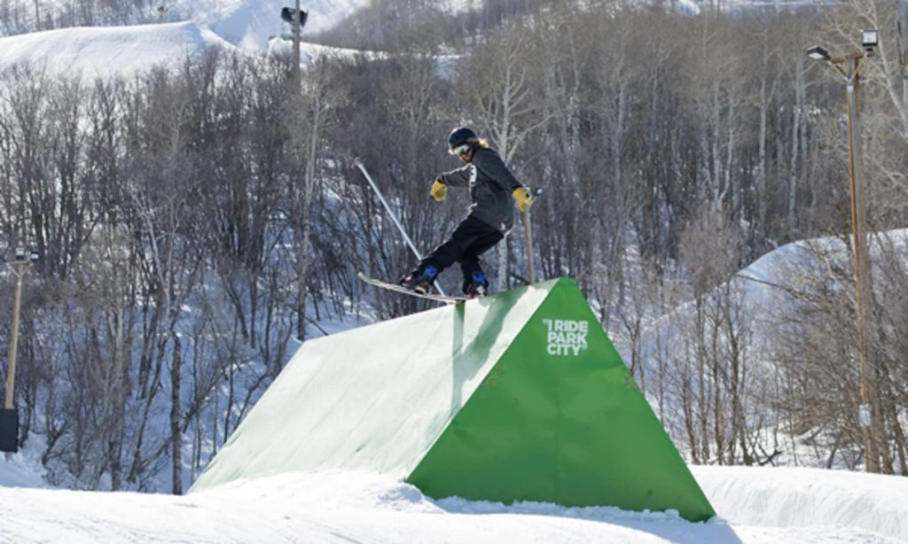Park City About the Mountain Terrain Parks Basic Content 1