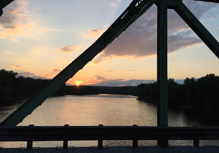 Centerbridge Sunset