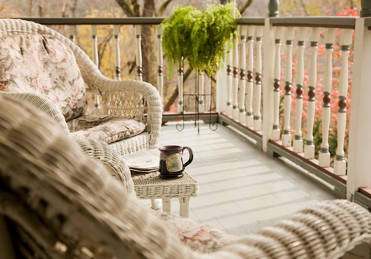 Arsenic-porch