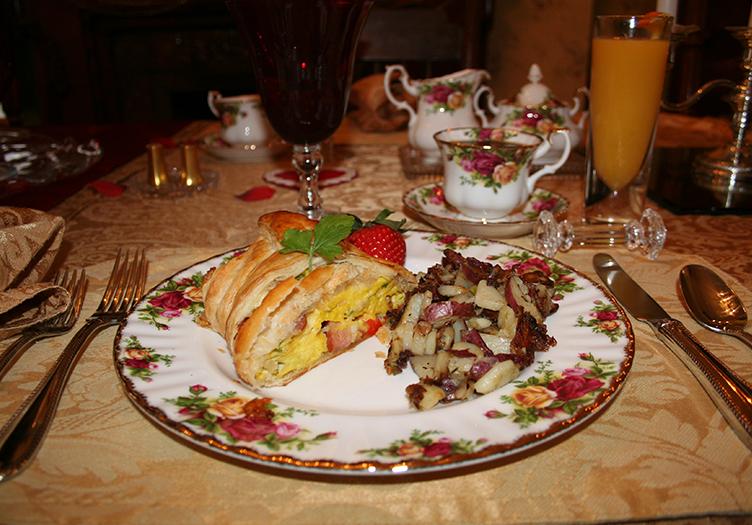 Central_Park_BandB_-_Food