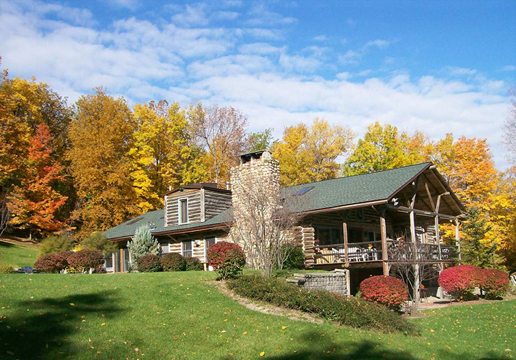 CHALET OF CANANDAIGUA top 25 inns in the us