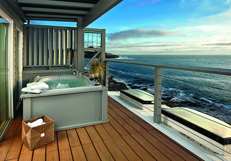 Channel_House Hot Tub Ocean View