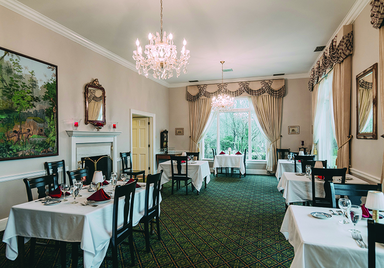 Christopher Dining Room