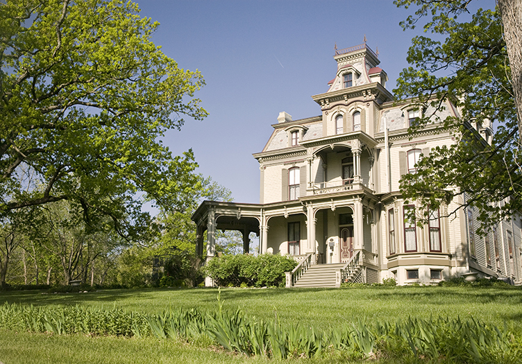 Garth Woodside Mansion