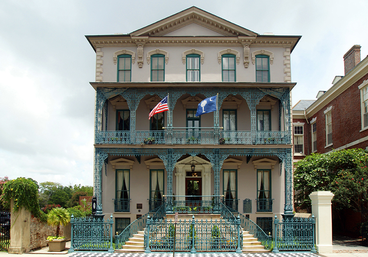 John Rutledge House Inn Bed & Breakfast