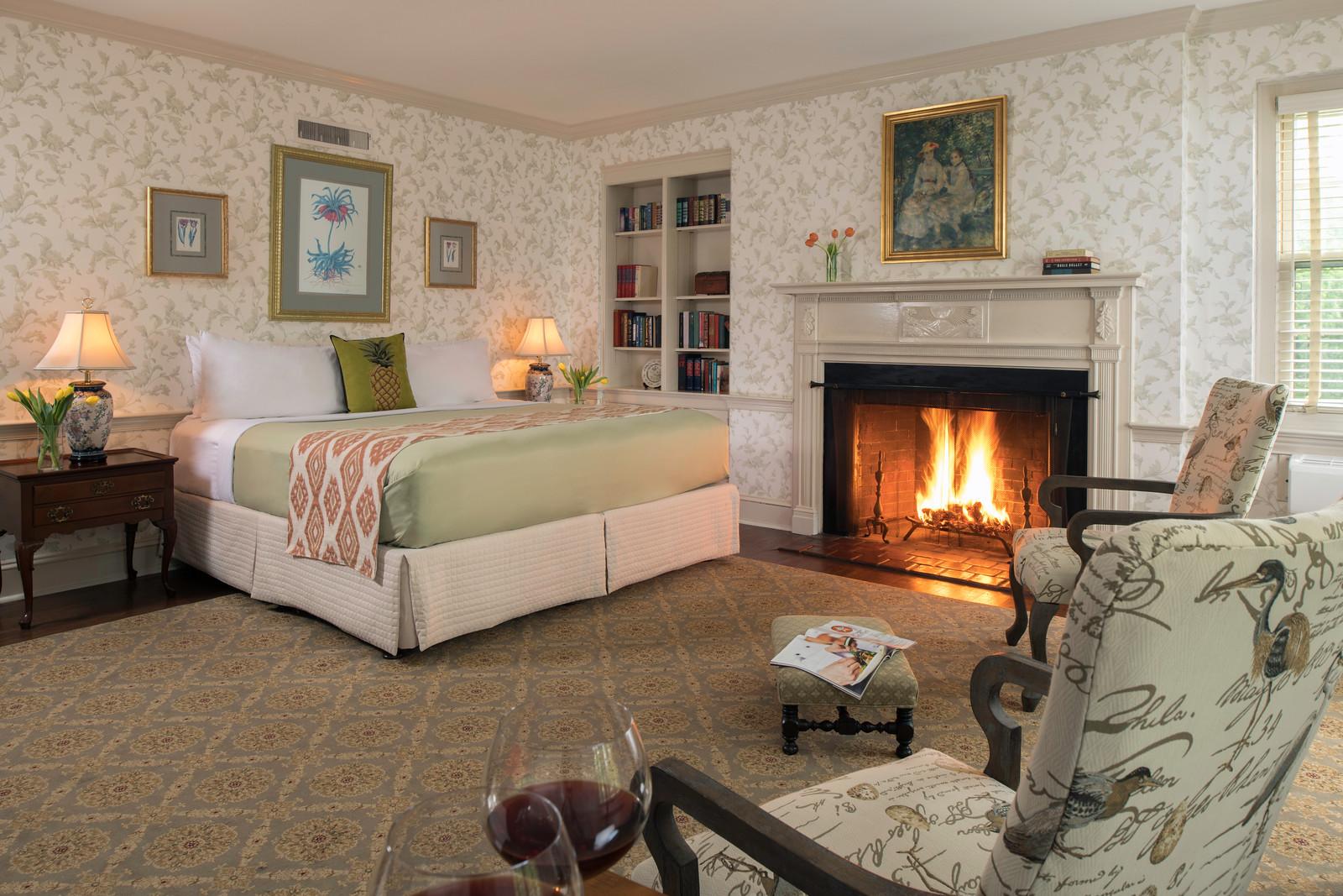 Marmaduke Bedroom