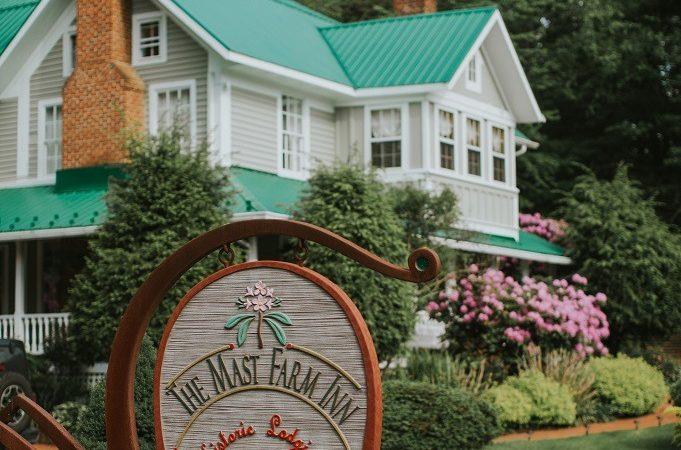 Mast Farm Inn exterior