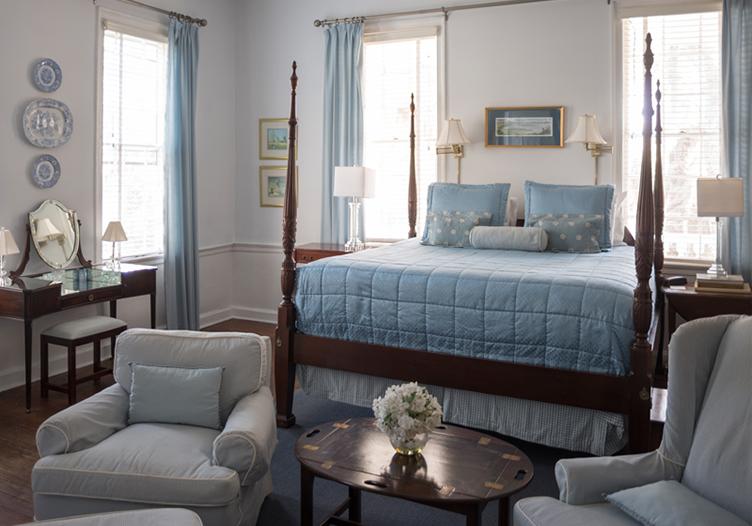 Rhett House Guest Room