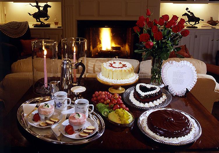 Richmont Inn Desserts