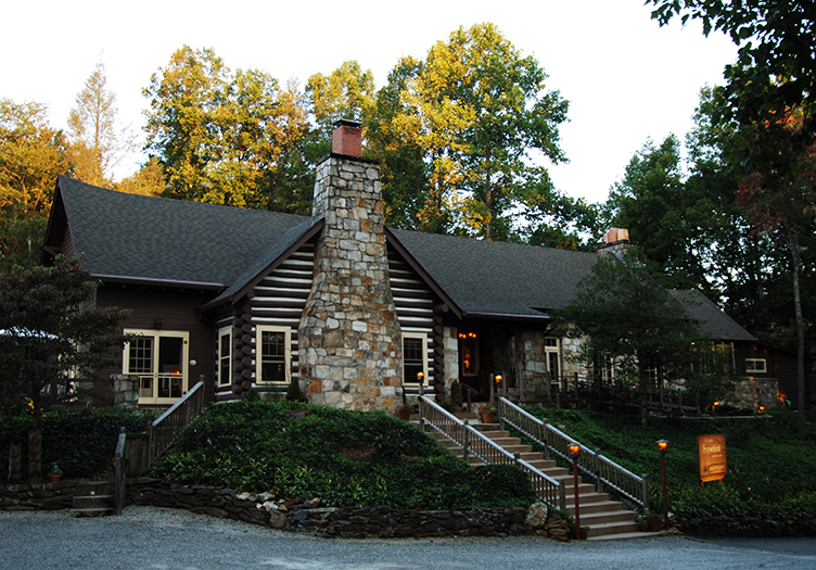 Snow Bird Mountain Lodge Exterior