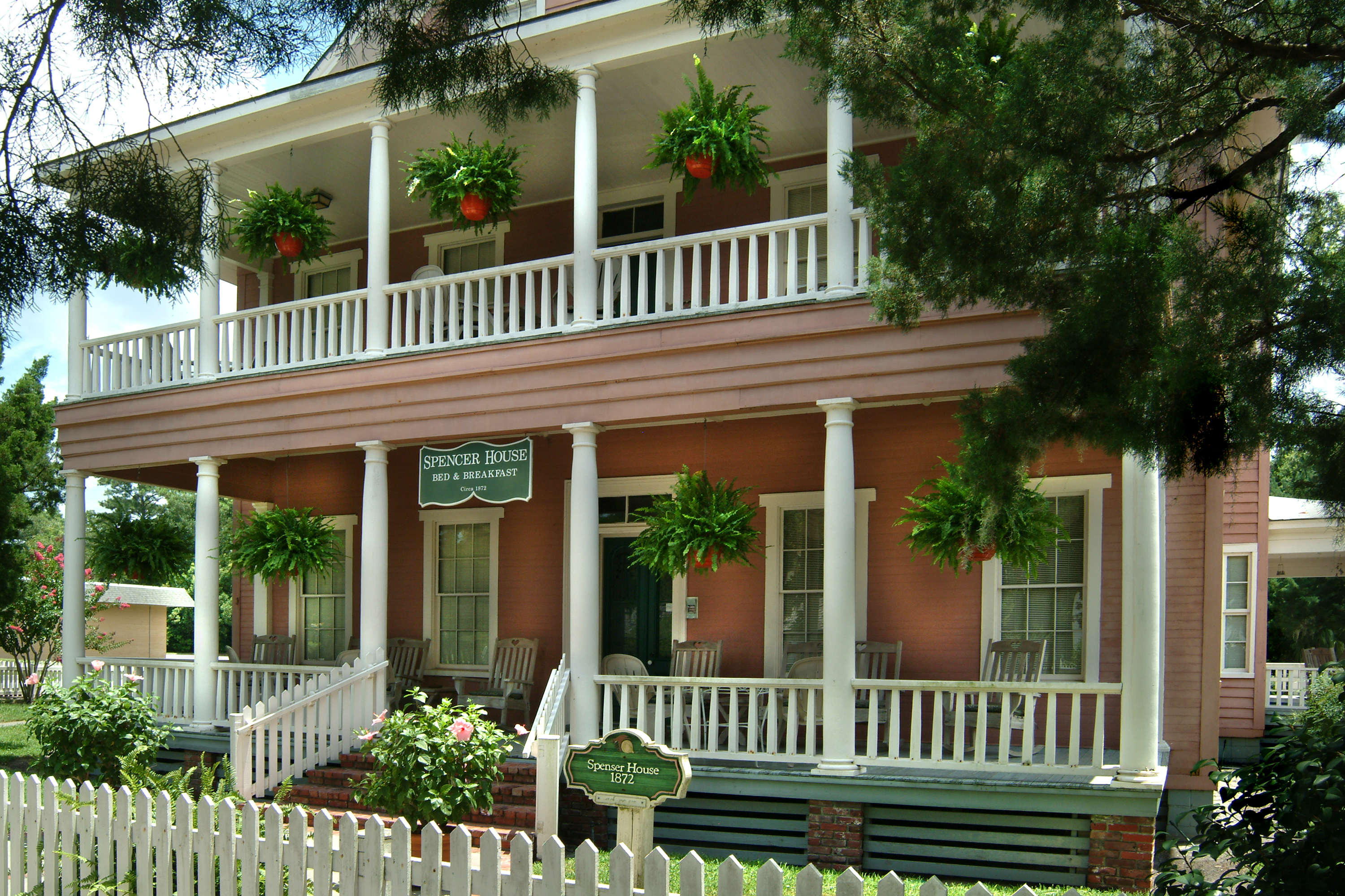 Spencer House Inn Bed & Breakfast