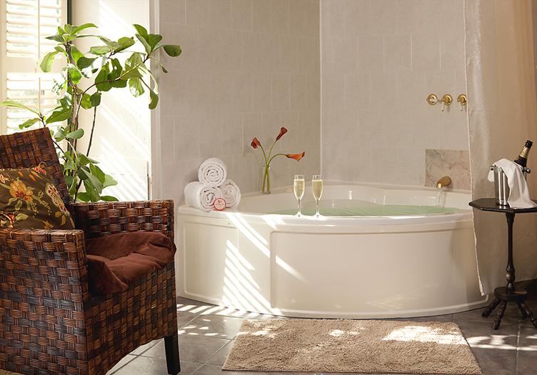 St Francis Inn Whirlpool Bath