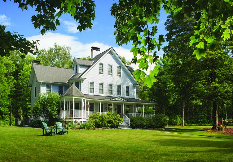 The Maple Leaf Inn