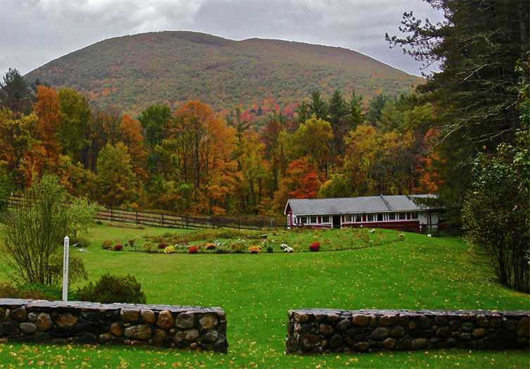 West Mountain Inn Fall
