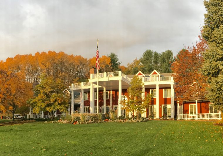 Inn at Black Star Farms exterior