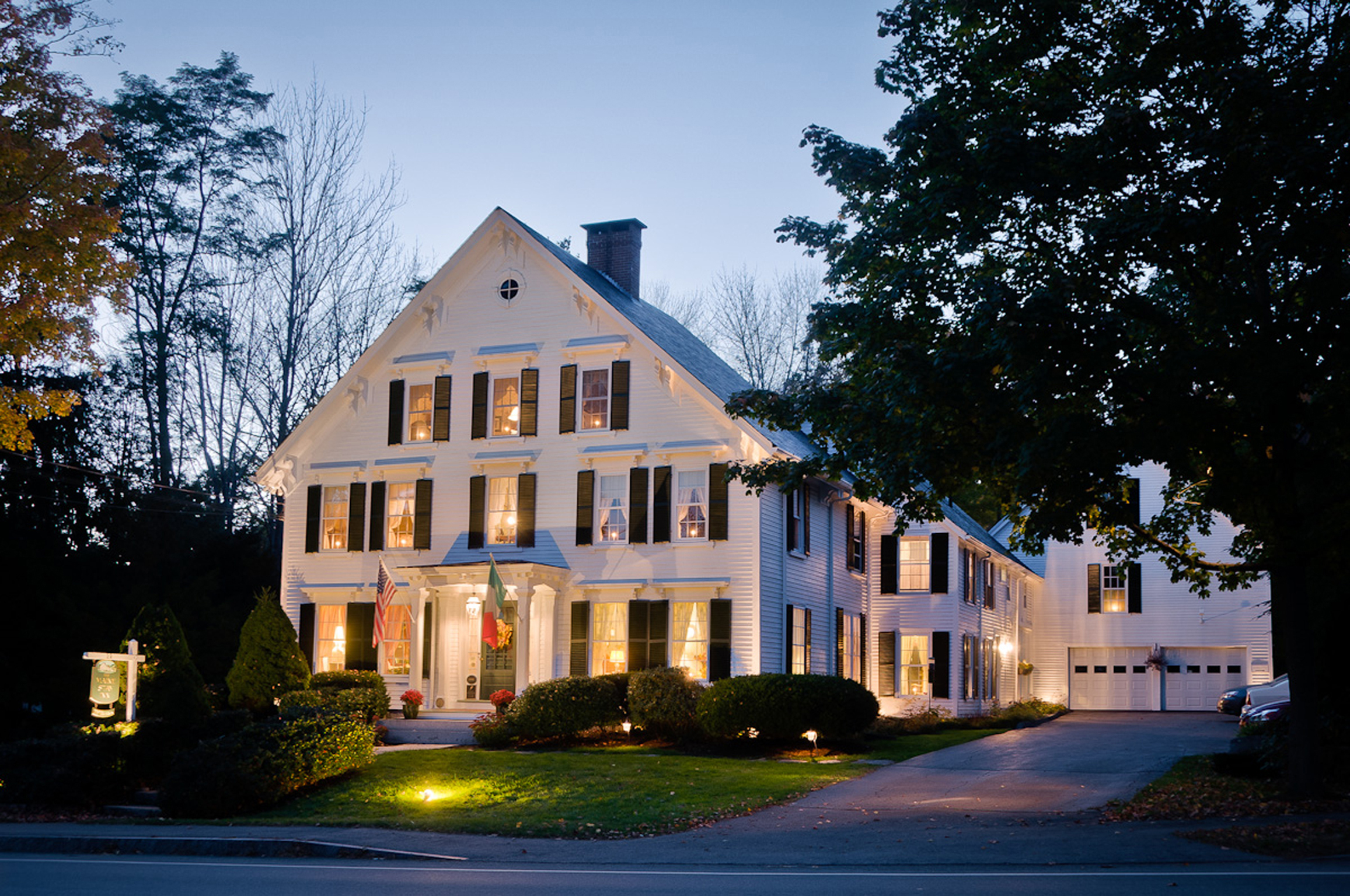 Camden Maine Stay Inn Bed & Breakfast