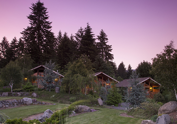 Carson Ridge Luxury Cabins
