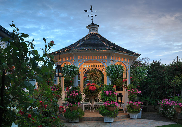 mill rose gazebo