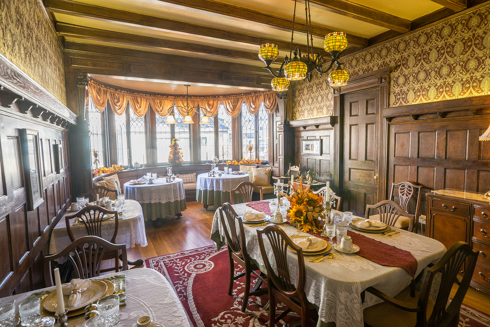 Wallingford Victorian Dining Room