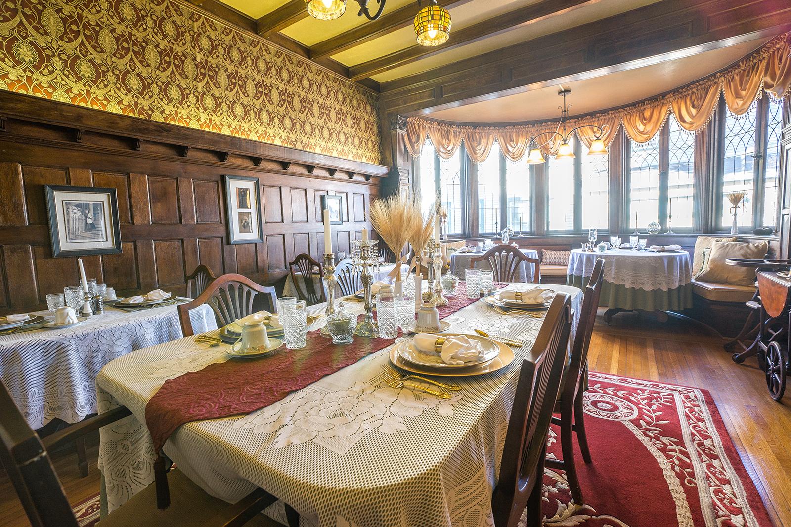 Wallingford Victorian Dining Room 2