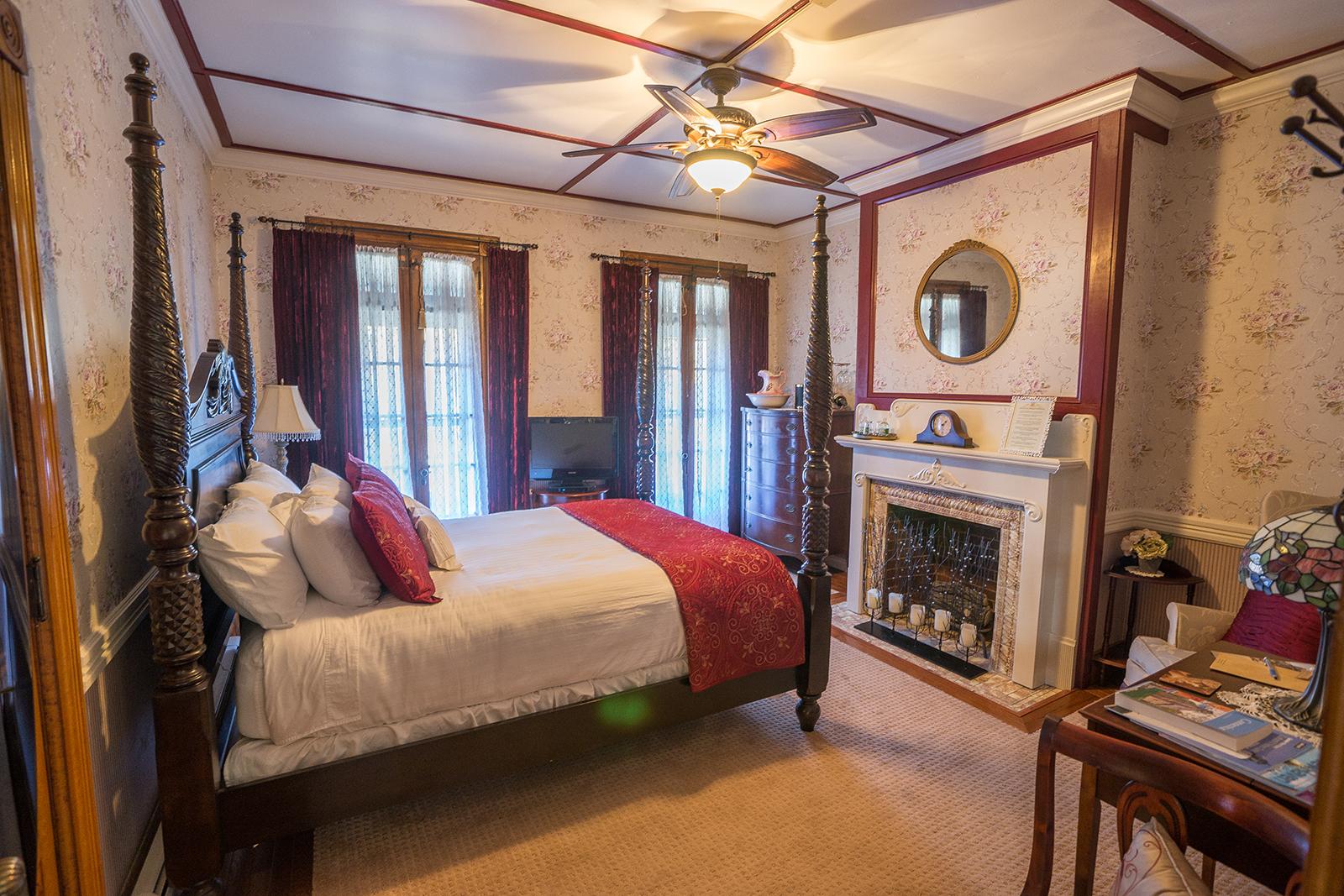 Wallingford Victorian Elizabeth Suite