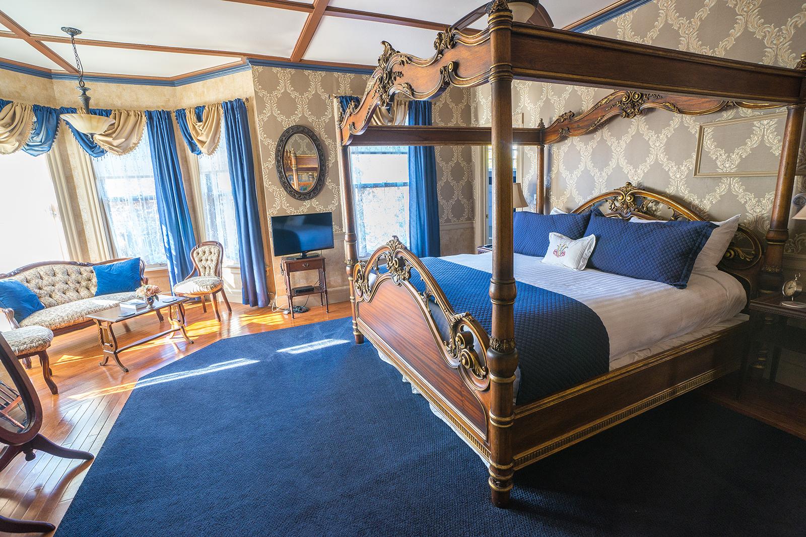 Wallingford Victorian Georgianna Suite