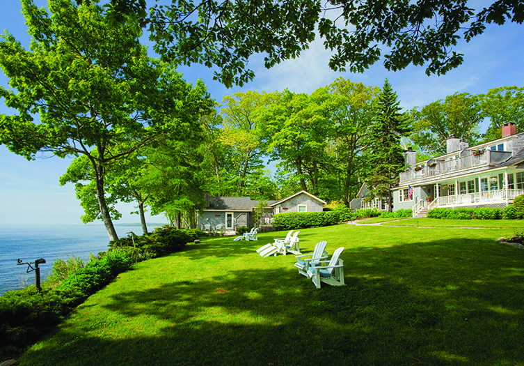 Lincolnville Maine vacation lodging rental