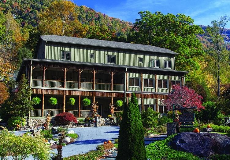 The Esmeralda Inn, Restaurant & Spa