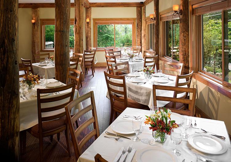 The Esmeralda Restaurant