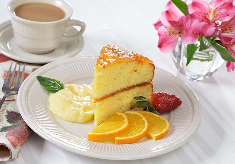 Dessert at White Oak Inn