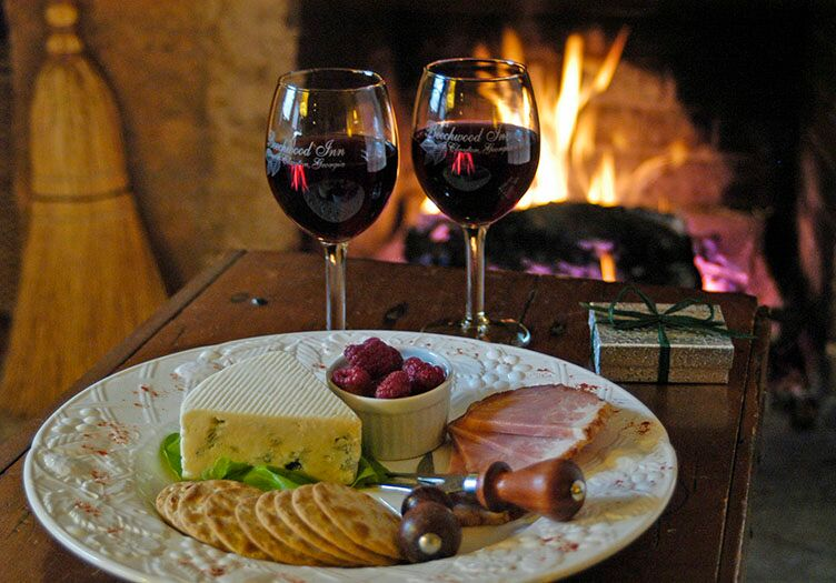 wine and cheese-Beechwood