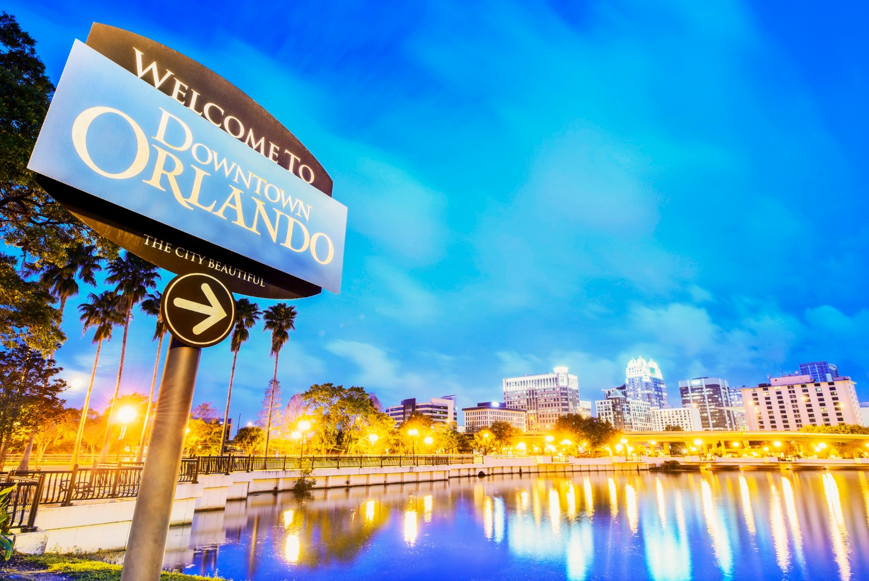 Downtown Orlando FL