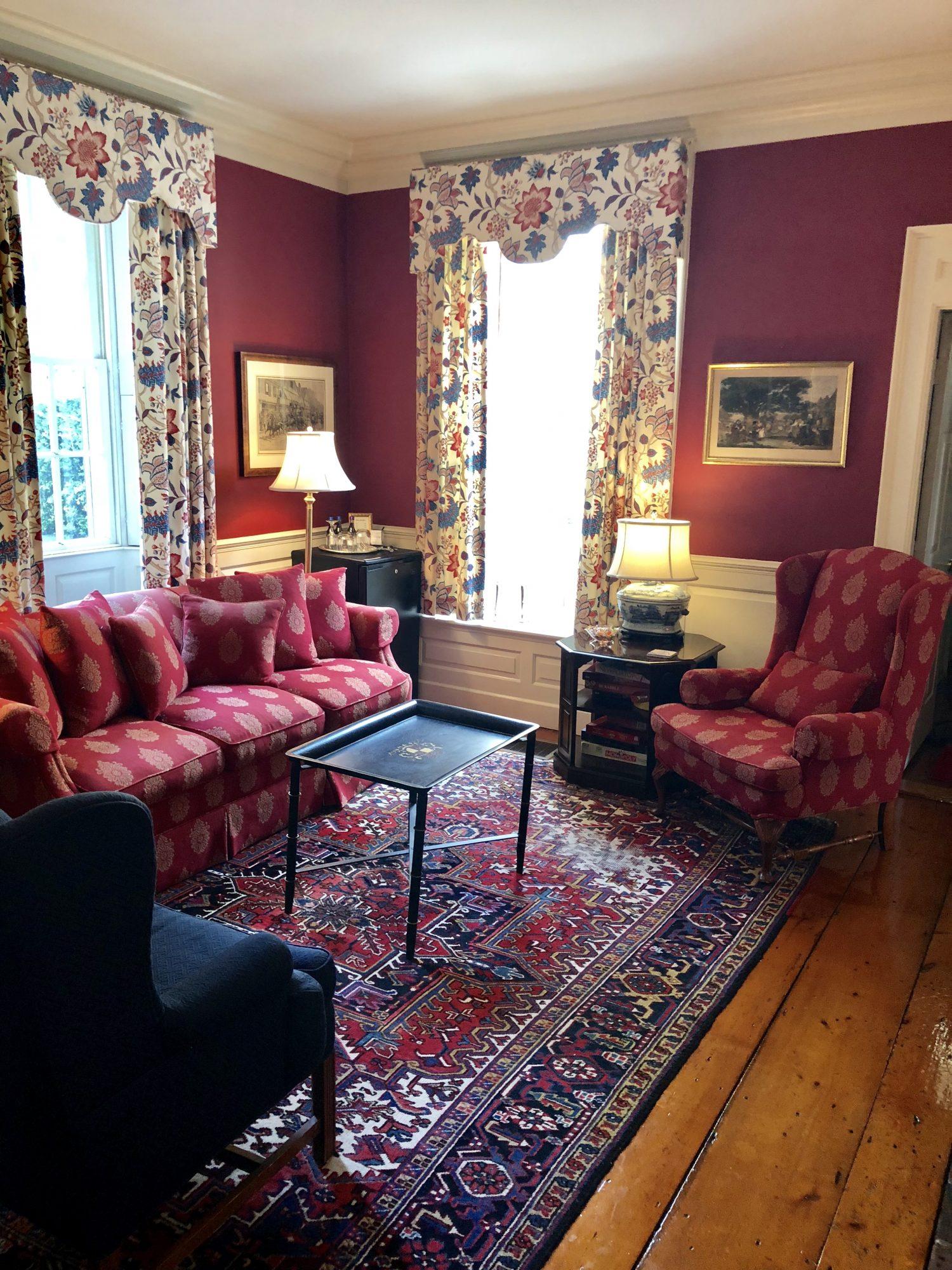 Francis Malbone Common Room