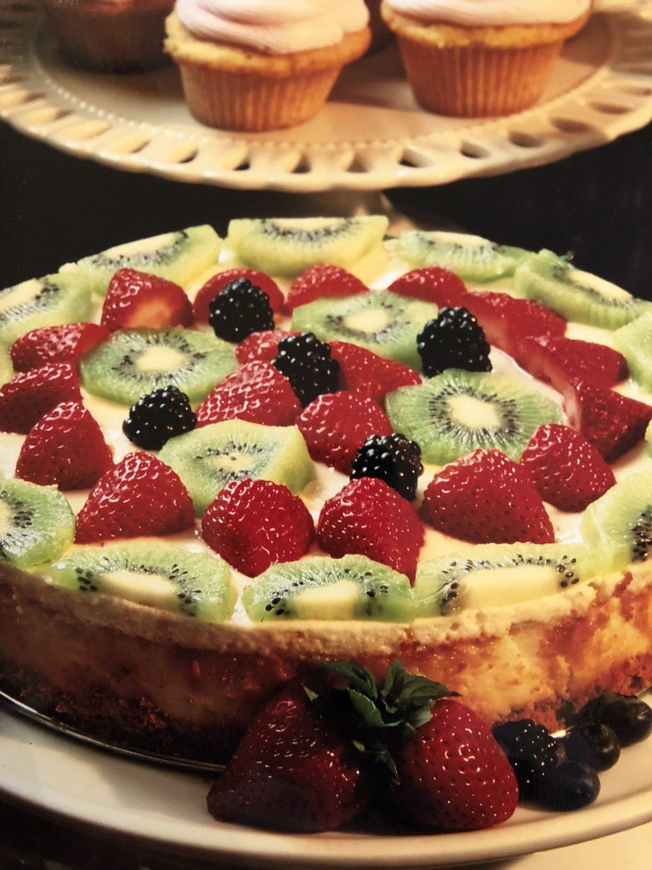 Francis Malbone Dessert