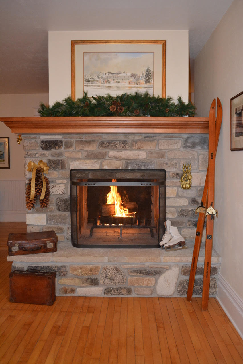 Hillsiide Fireplace