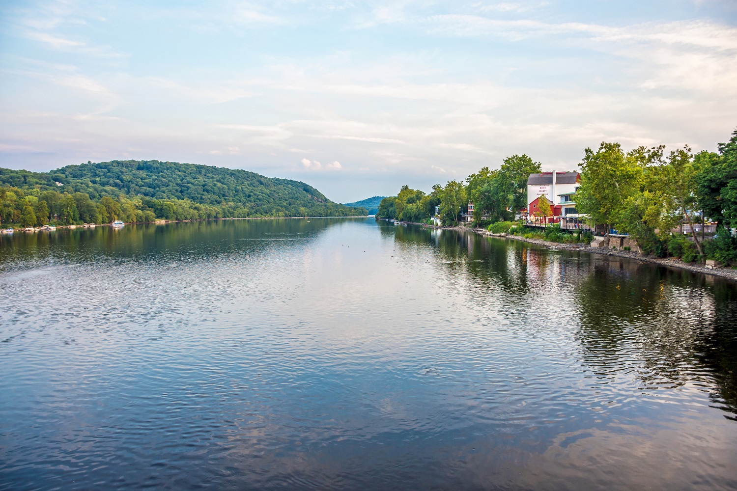 new hope pa hero scenic view of the delaware river