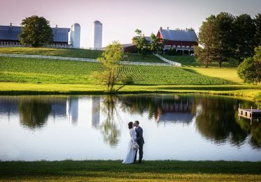 elope in maryland farm country
