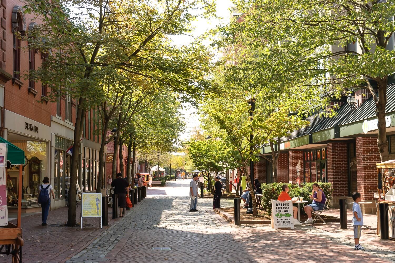 weekend getaway from Salem MA