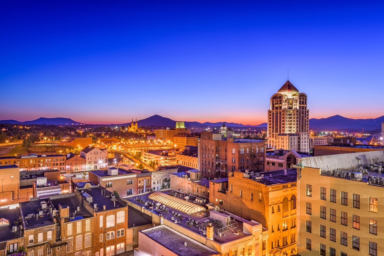 weekend getaways from Roanoke va