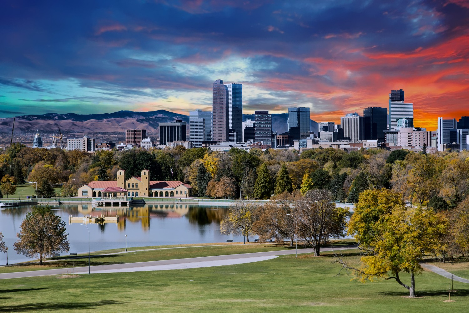 weekend getaways from denver co 1