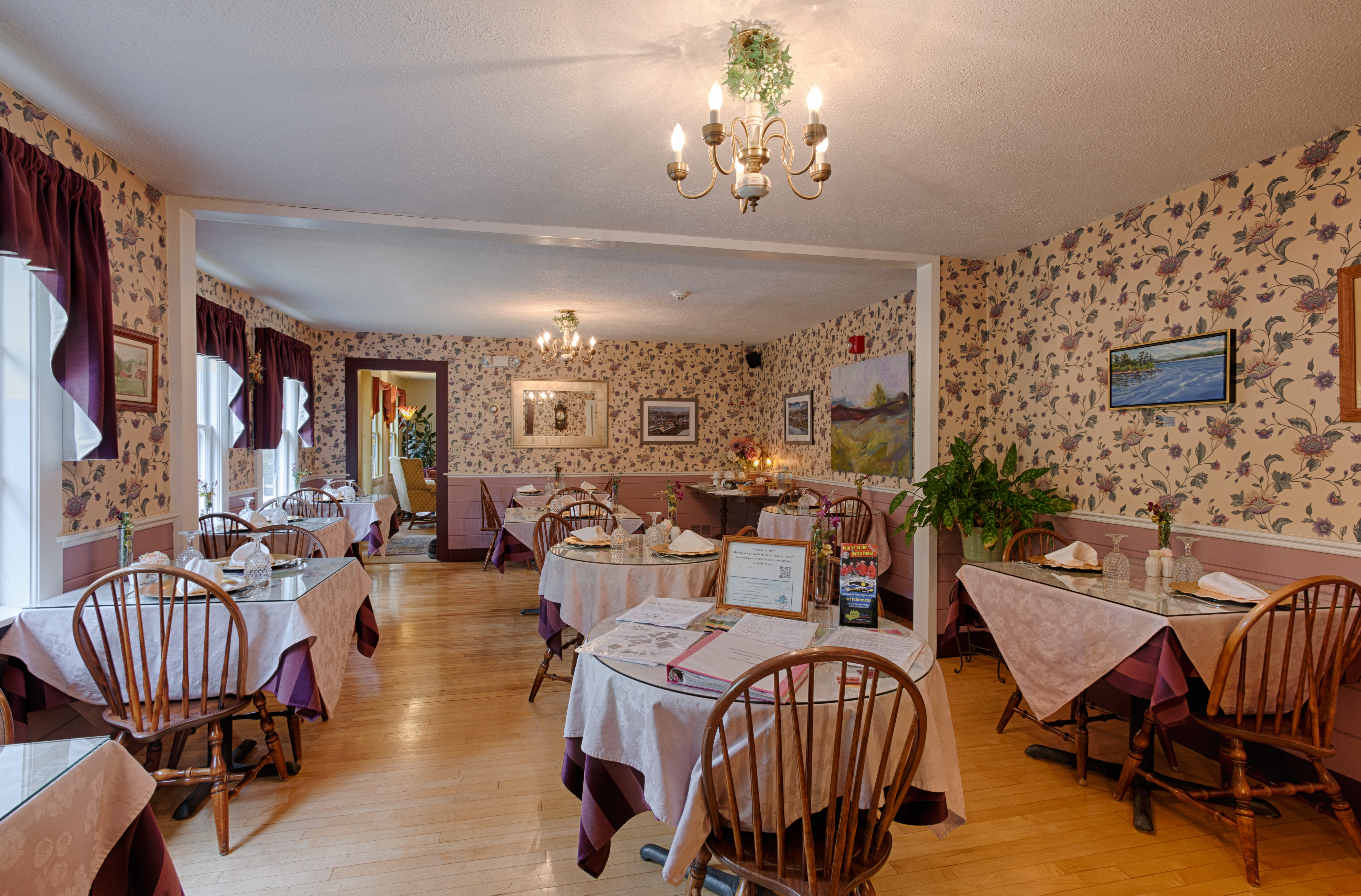 Buttonwood Dining Room