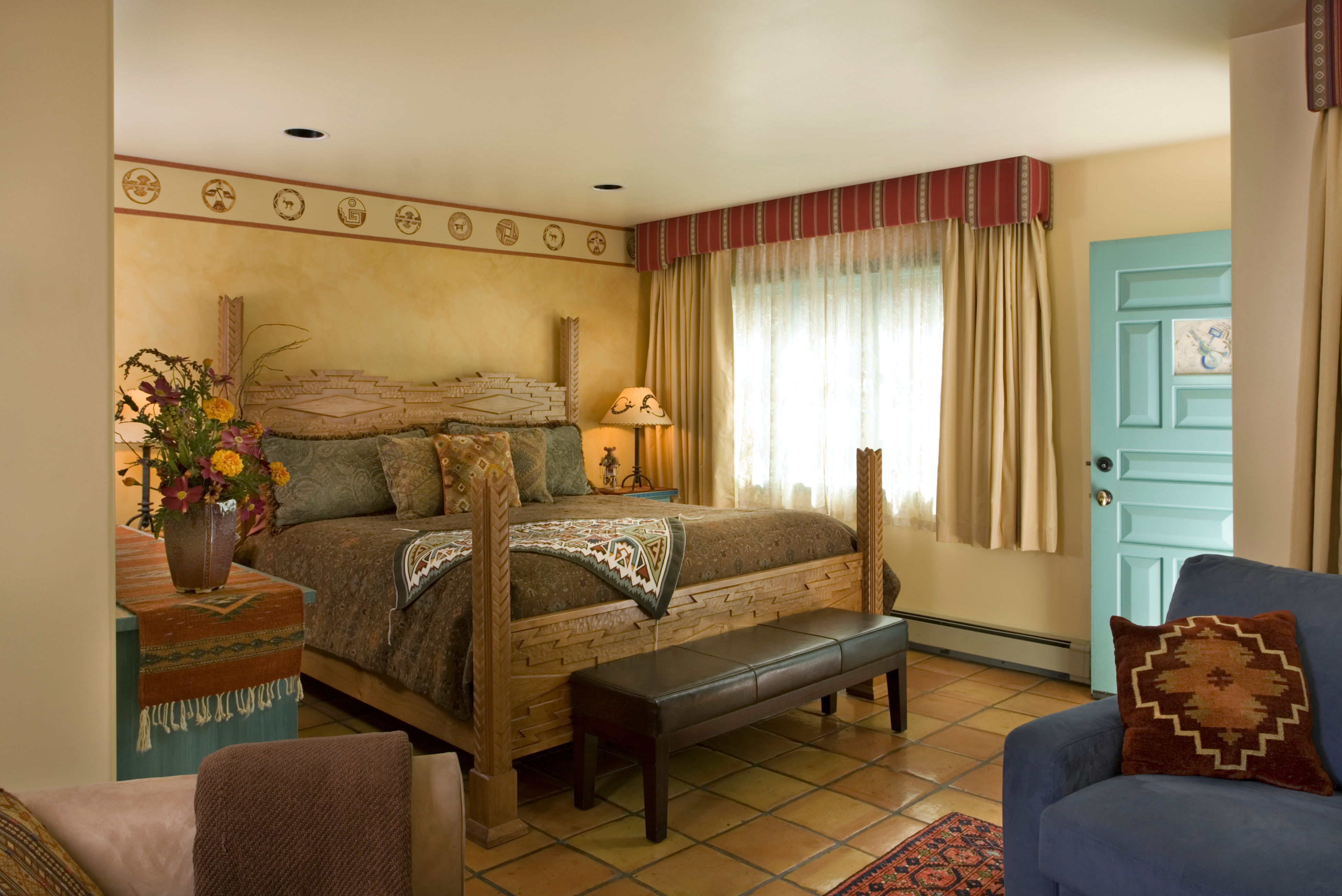 Galisteo Room (#1) at El Farolito