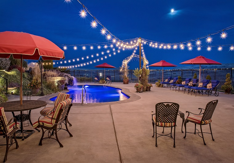 cameo heights mansion pool