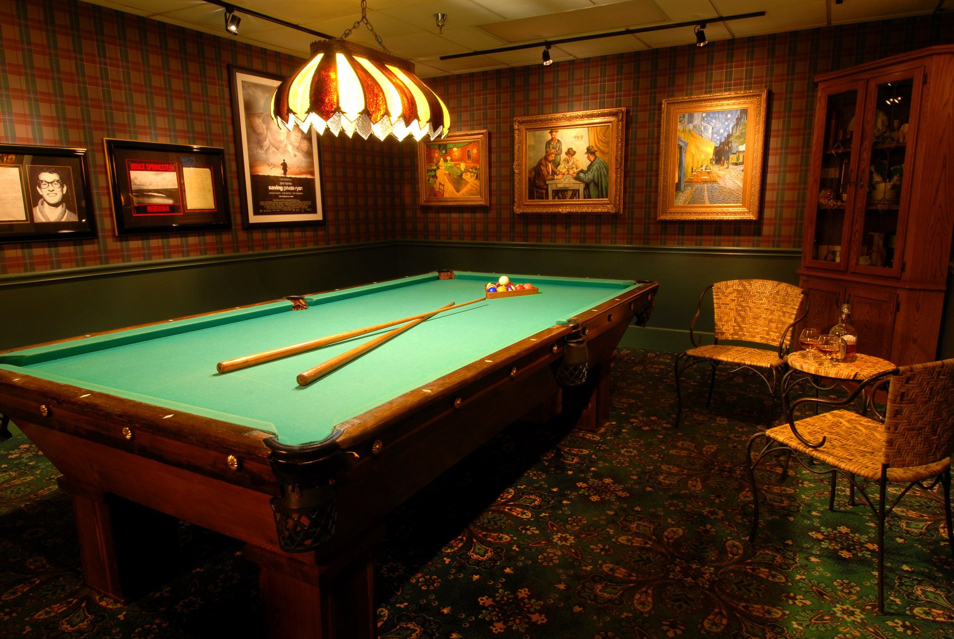 Tara A Country Inn Billiards